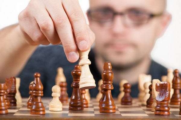 Kannst Du Gewinner in einer Krise sein?