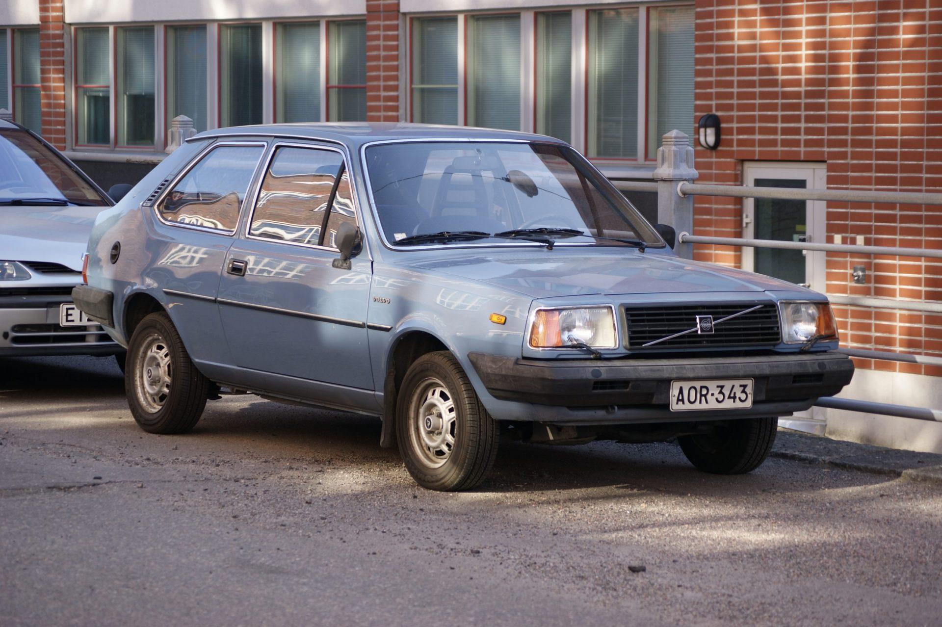Früher war alles besser. Auch der Volvo 343.