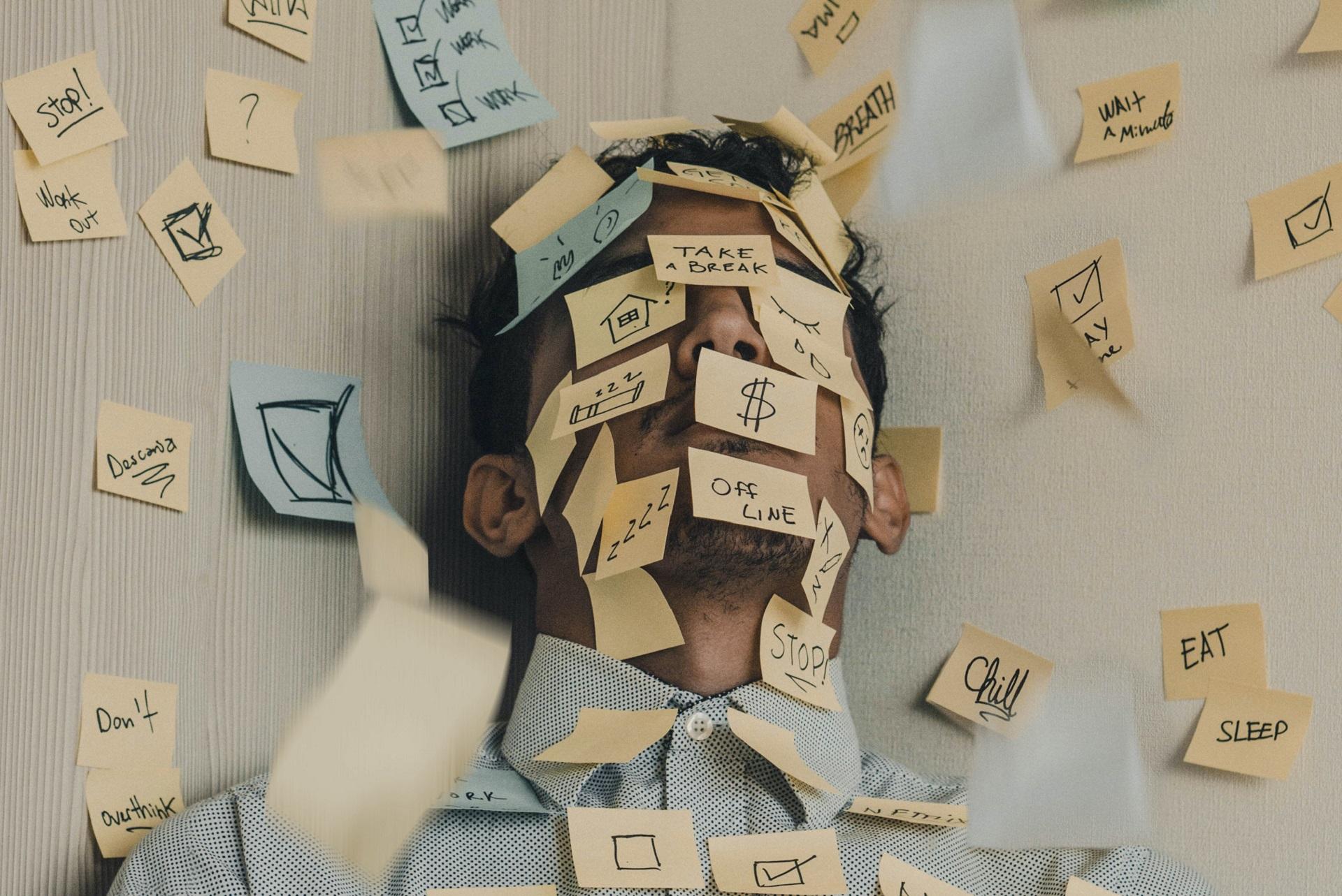 Stress und Überforderung
