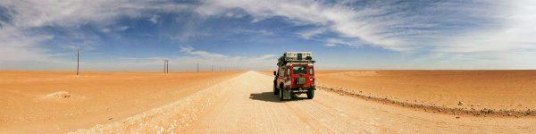 Christian Ebener on the road
